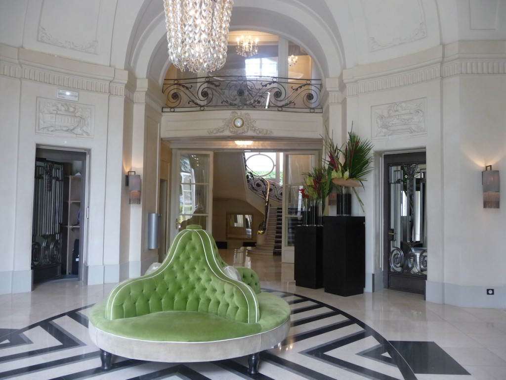 Trianon Palace Versailles - Lobby