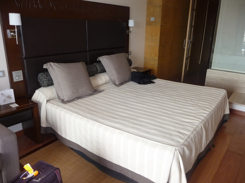 Insotel Fenicia Prestige - Junior Suite Prestige bed