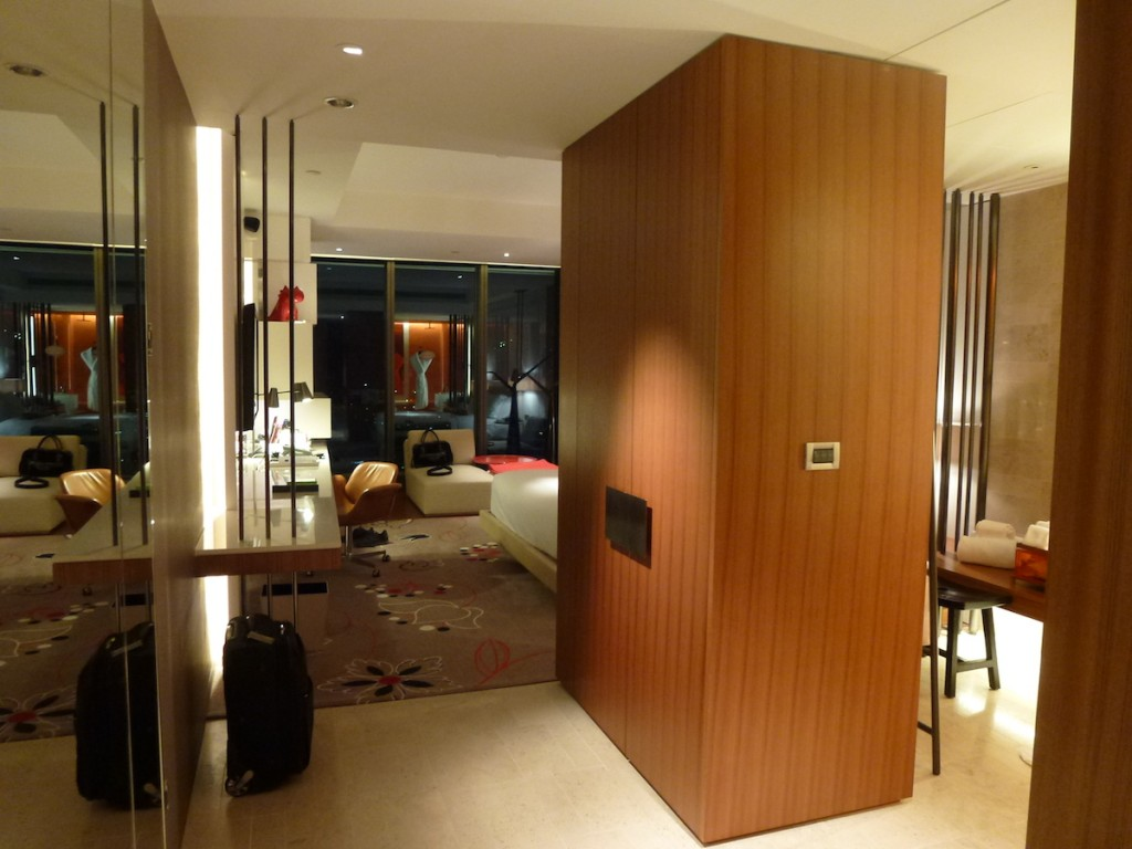 W Taipei - Wonderful Room living