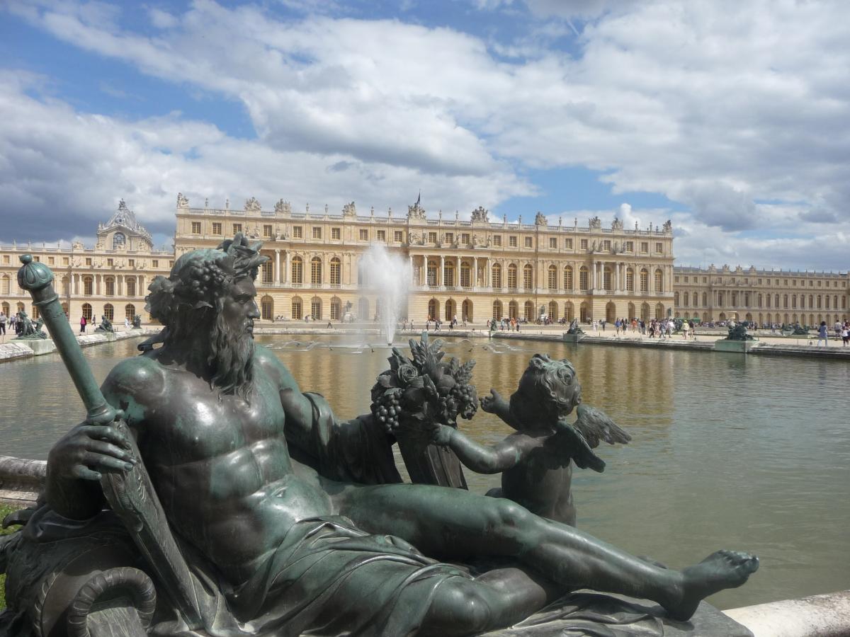 Weekend in Versailles