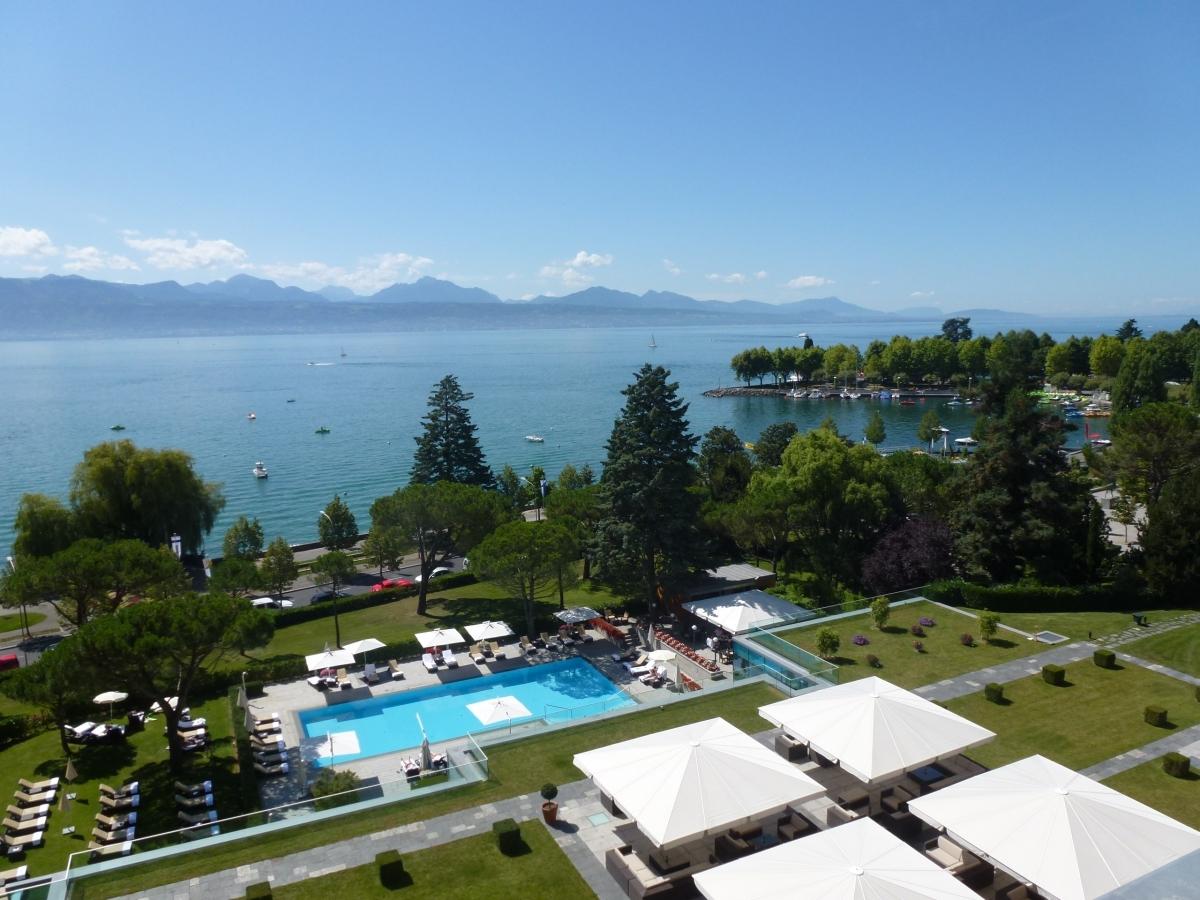 Weekend in Switzerland