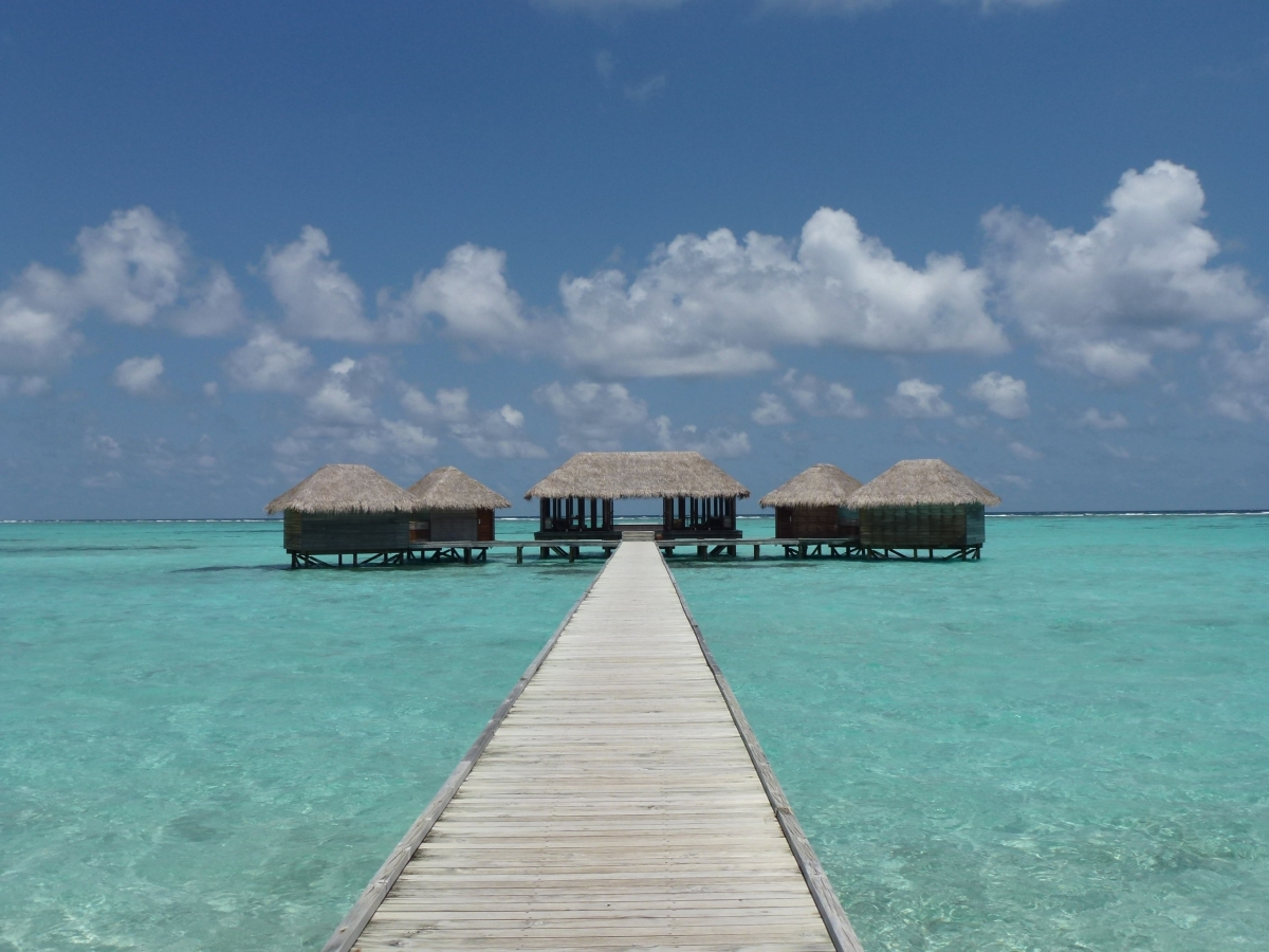 Paradisiac trip to Maldives