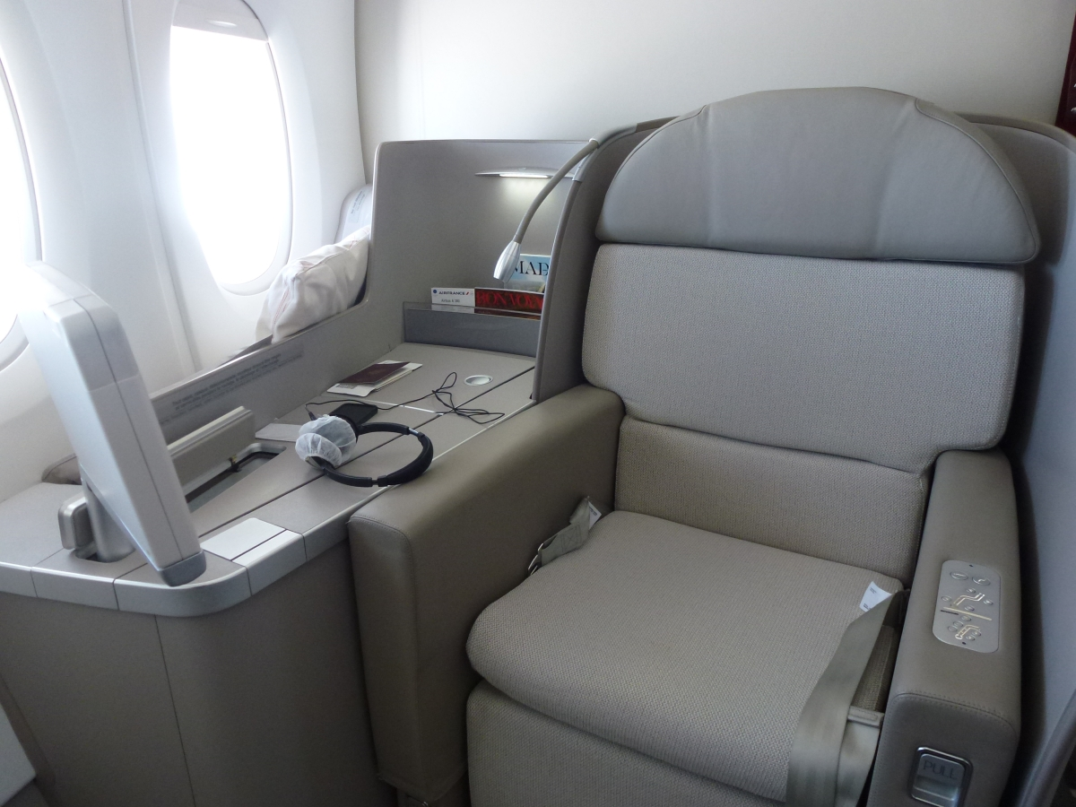 Air France meets excellence in A380 First Class