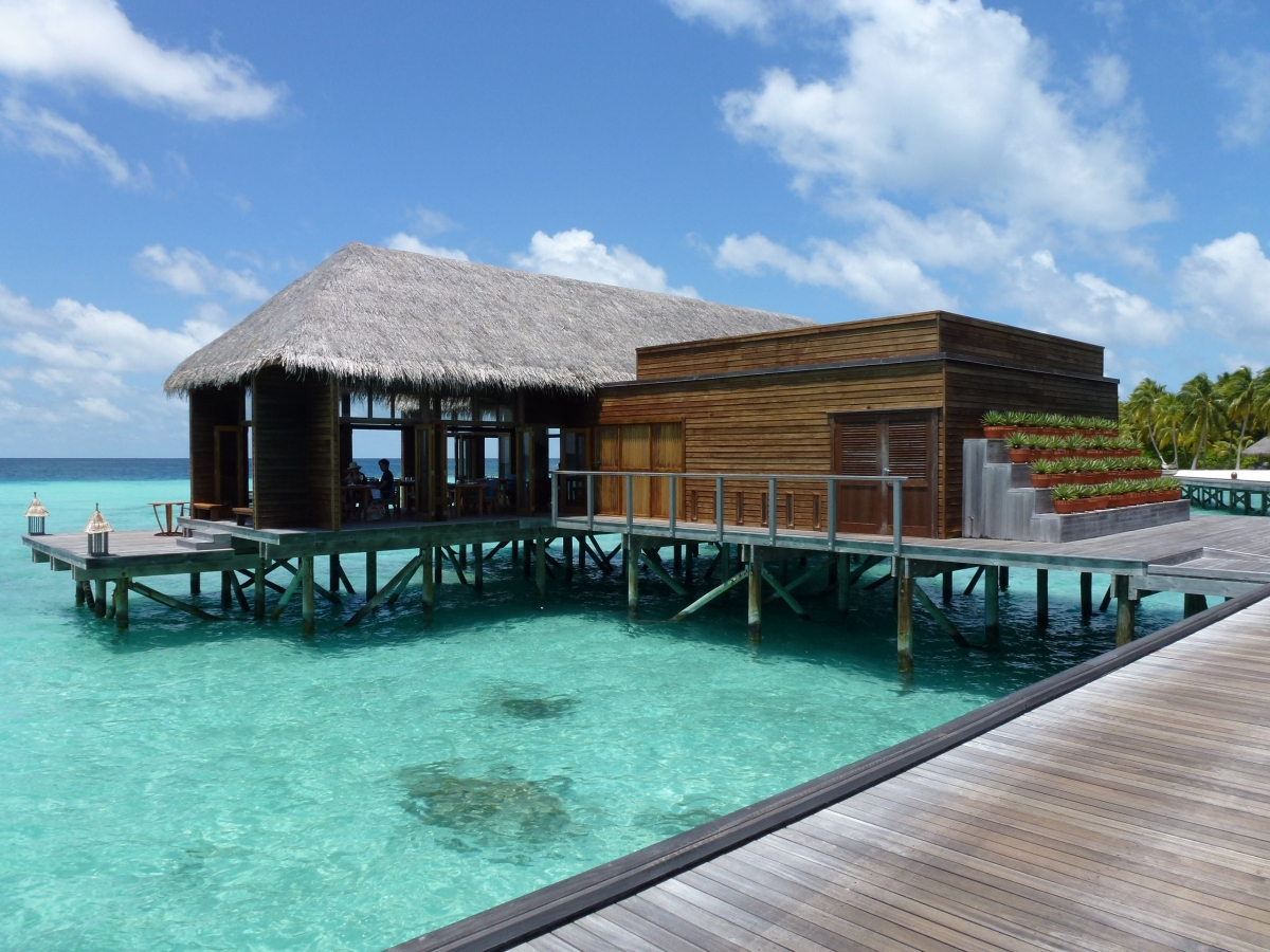 Memorable stay at Conrad Rangali Maldives
