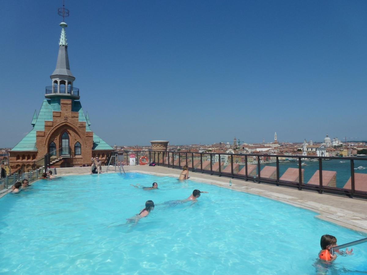 Hilton Molino Stucky, a new Venice palace