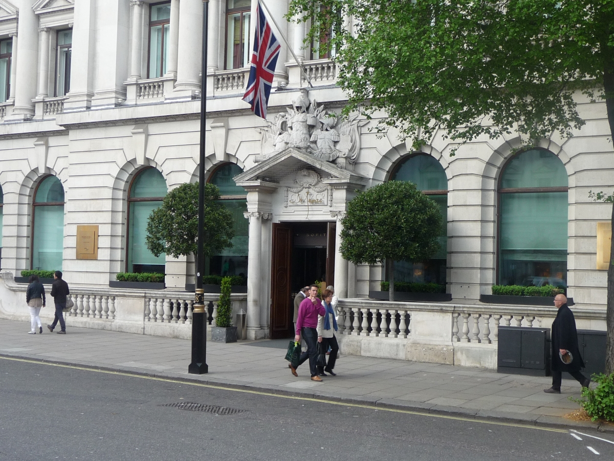 Sofitel St James, royal jewel in Central London