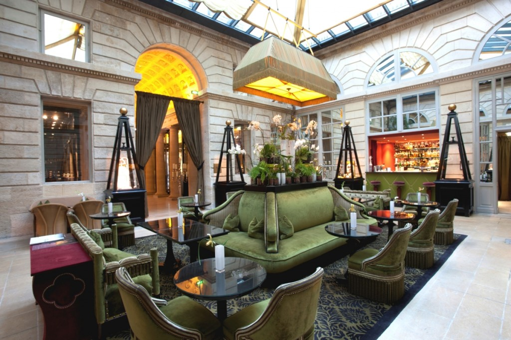 Grand Hotel Bordeaux - Winter Garden