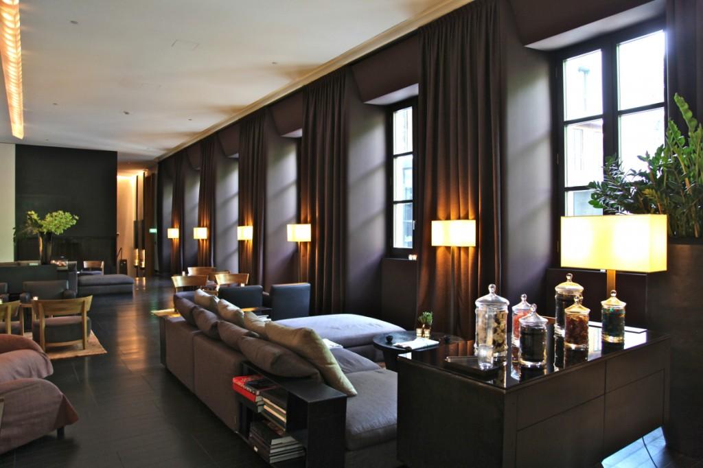 Bulgari Milan - Foyer