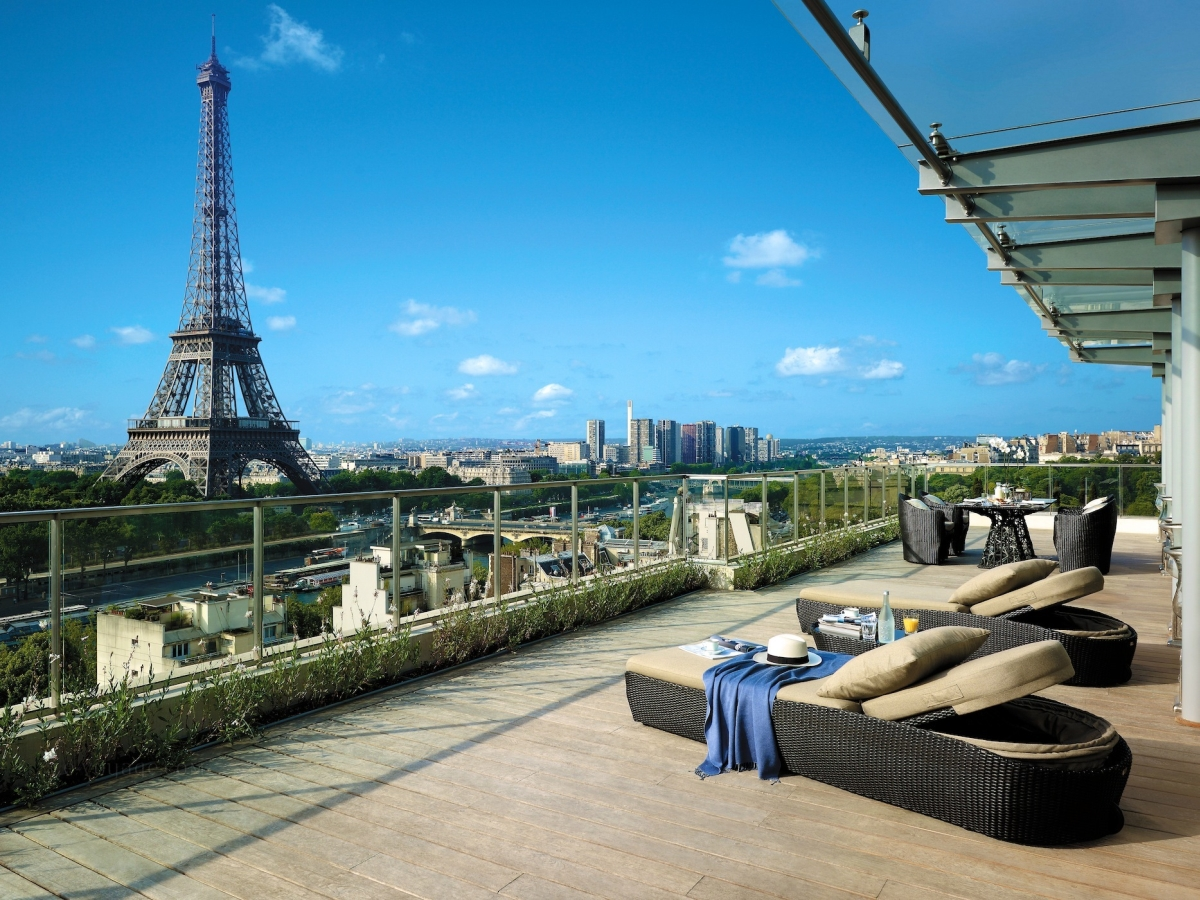 Top 3 Best Luxury Hotels in Paris