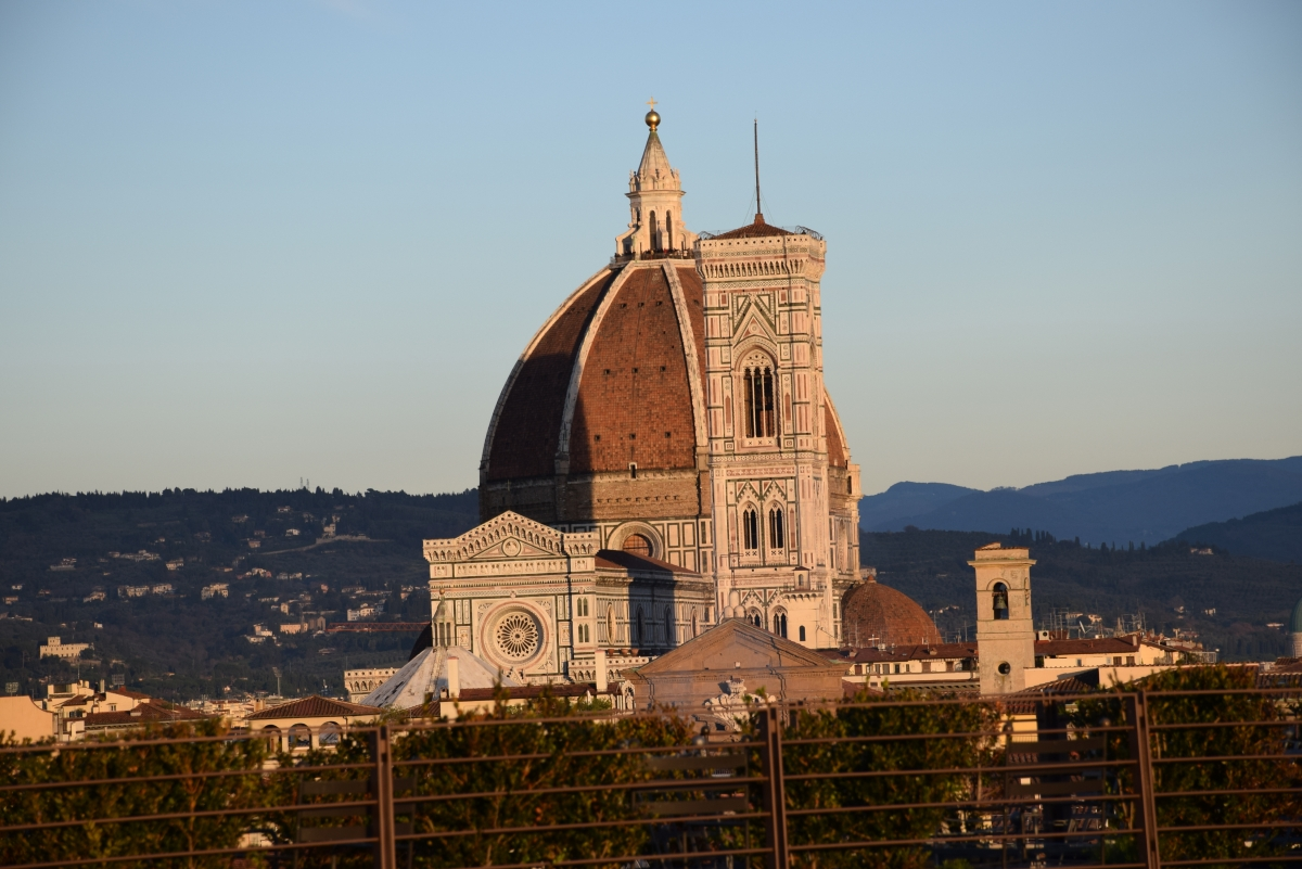 A week in Florence
