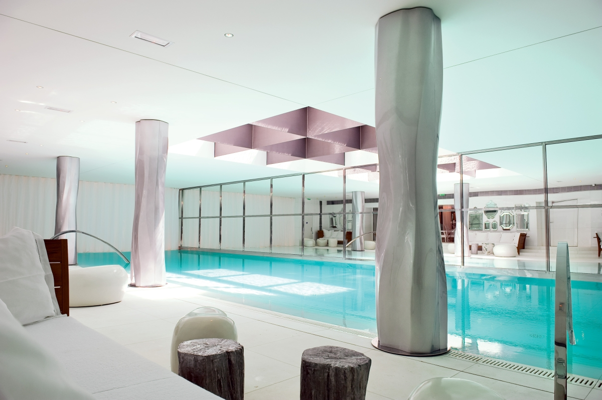 Indulge yourself at Le Royal Monceau Spa by Clarins