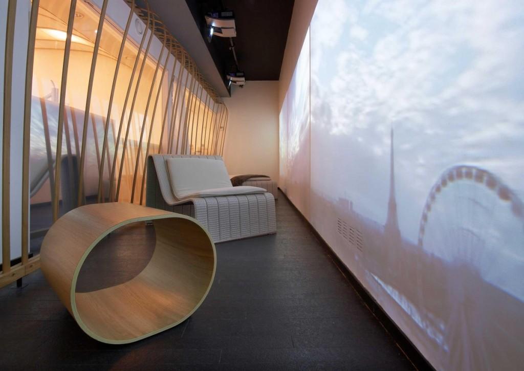 Six Senses Paris - Lounge