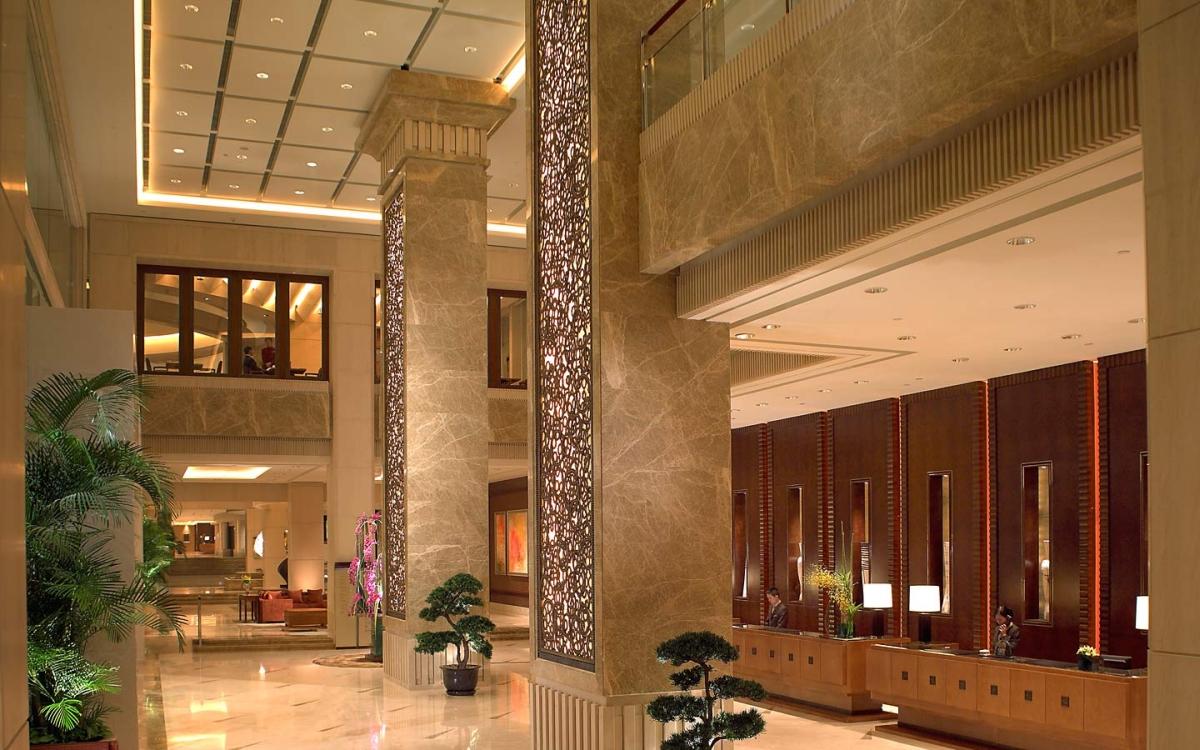 Enchanting stay at Pudong Shangri-La