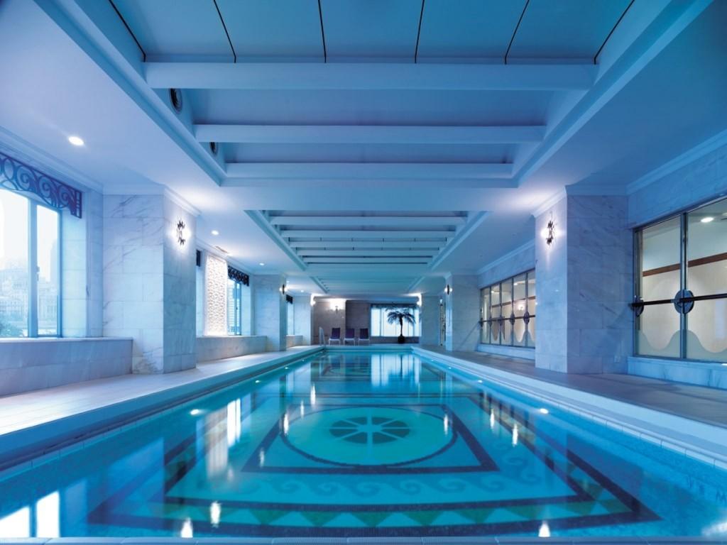 Pudong Shangri-La - Pool