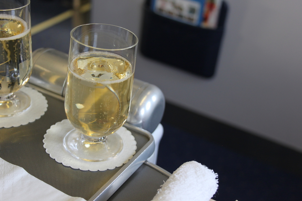 A journey in Air Seychelles Business Class