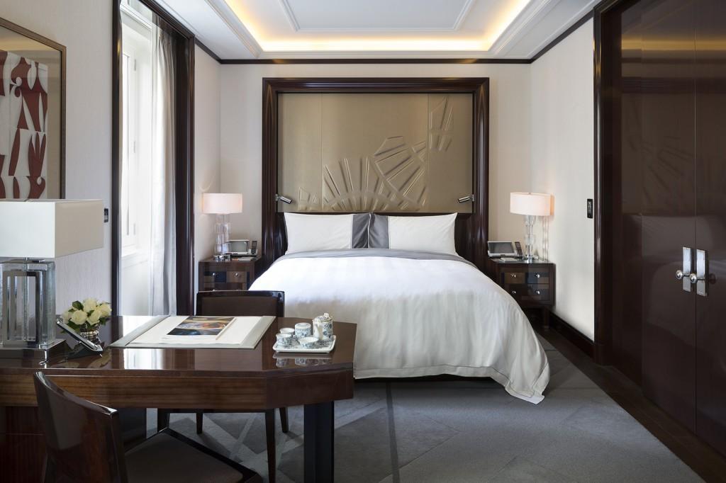 Peninsula Paris - Deluxe room