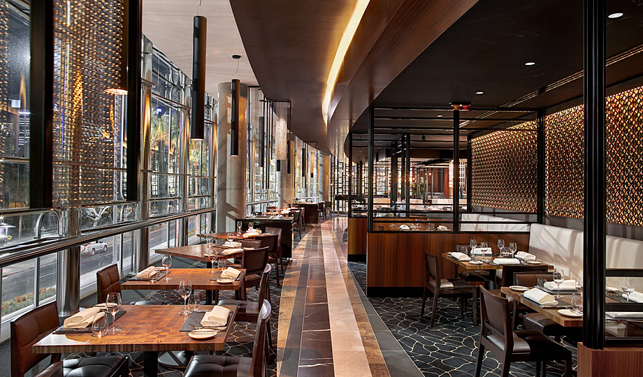 The Darling Hotel Sydney - Black Restaurant