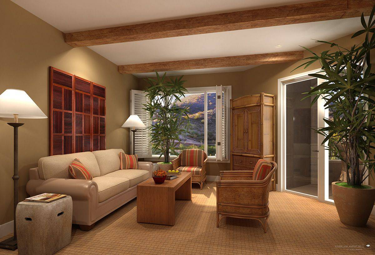 Arizona grand resort and spa an oasis for vacation the for Grand living room