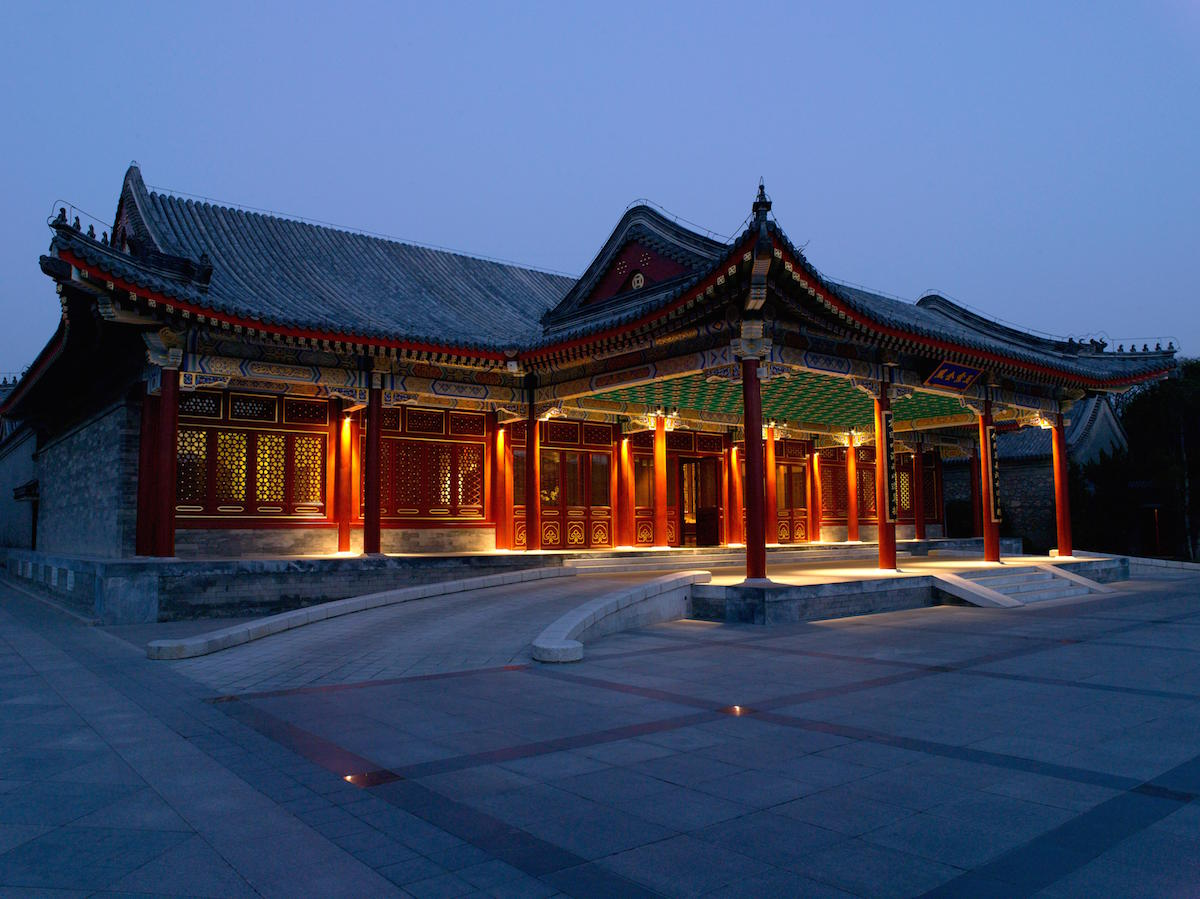 Aman at Summer Palace, a residence for emperors