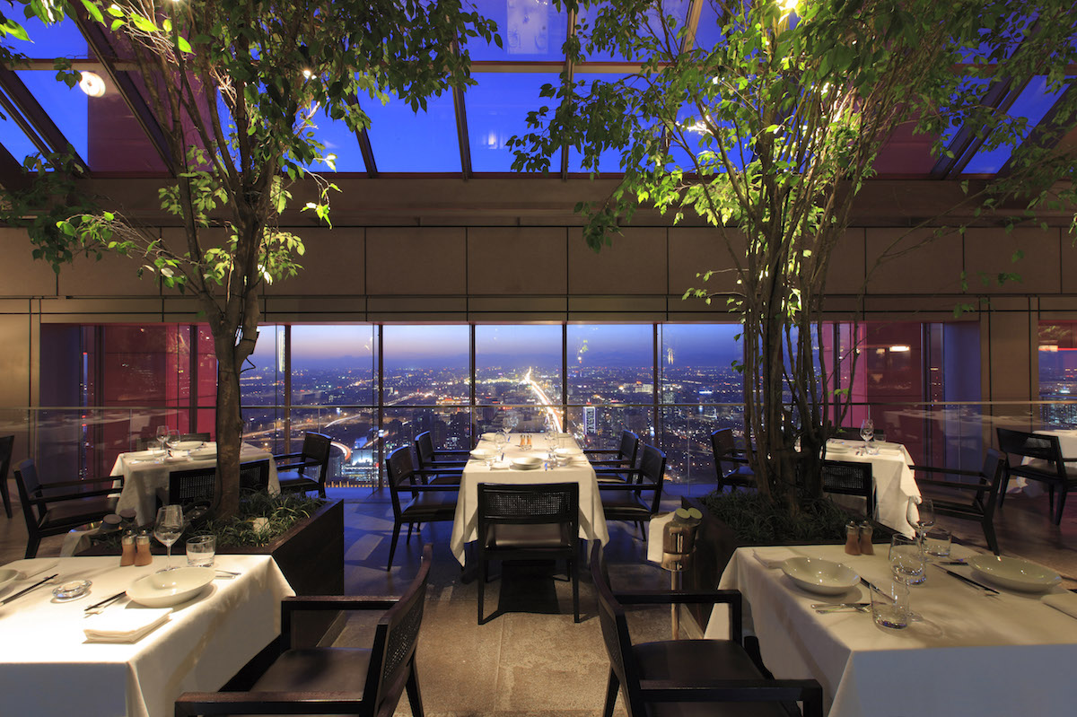 Stay in the sky at Park Hyatt Beijing