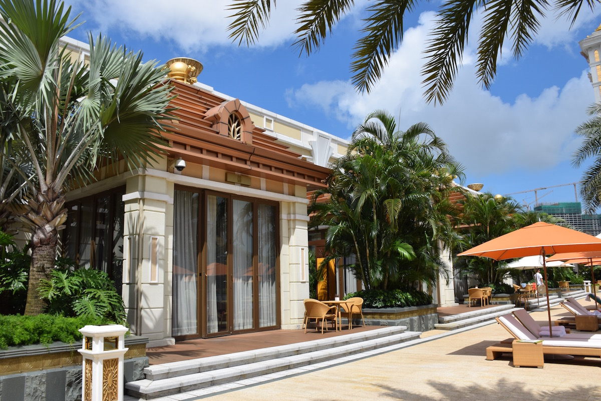 Weekend retreat at Banyan Tree Macau