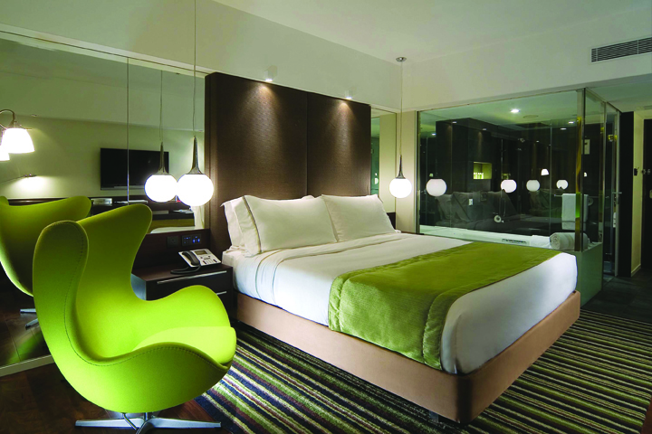 The Mira Hong Kong - Parkview Room