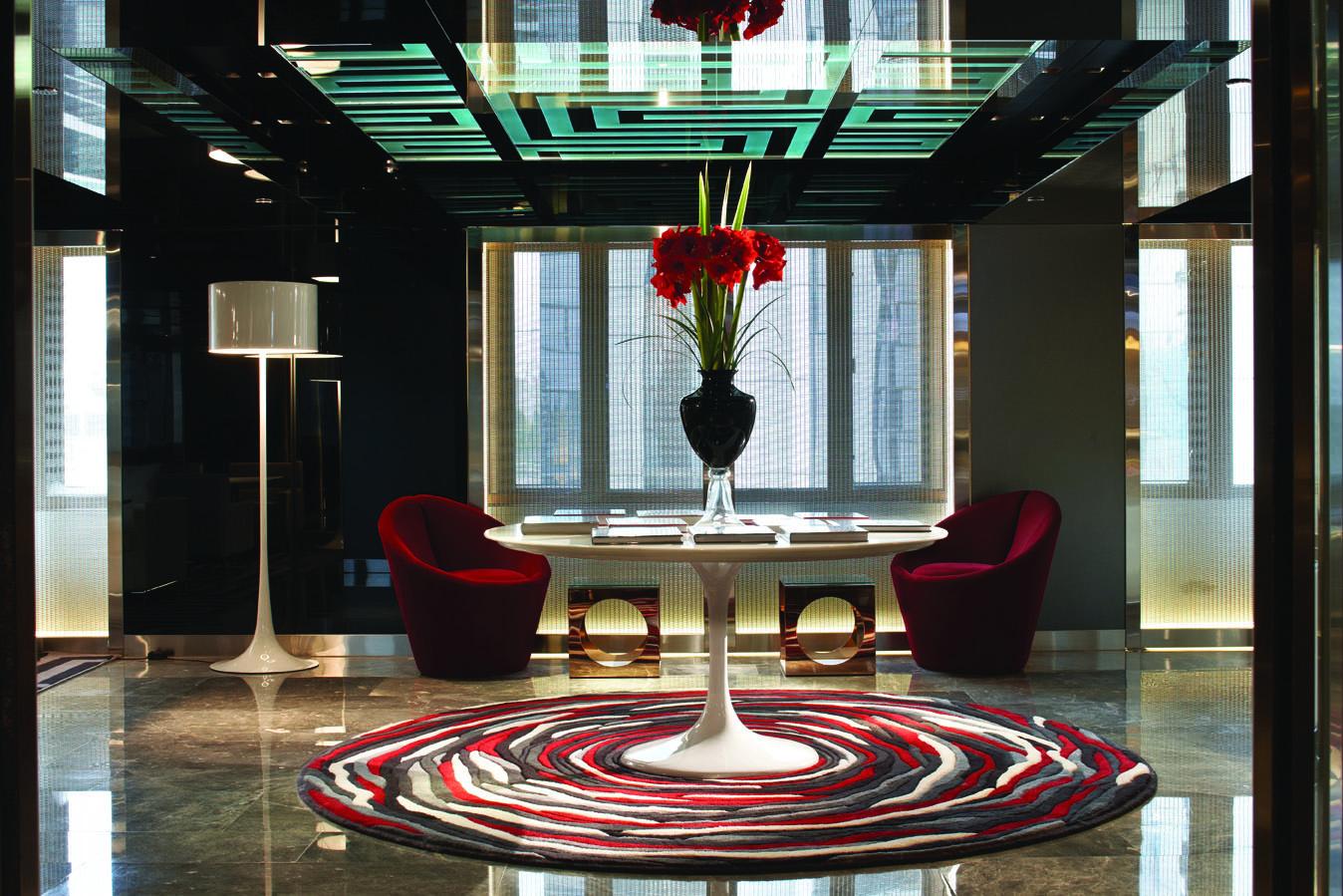 The Mira Hong Kong, a world of design