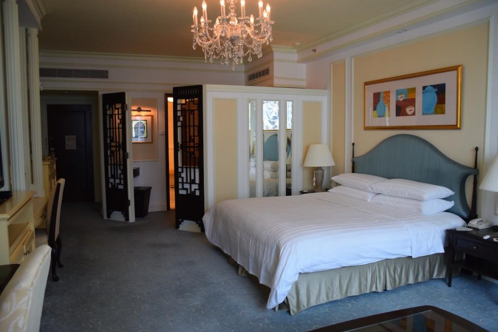 Shangri-La Singapore - Valley Wing Deluxe Room