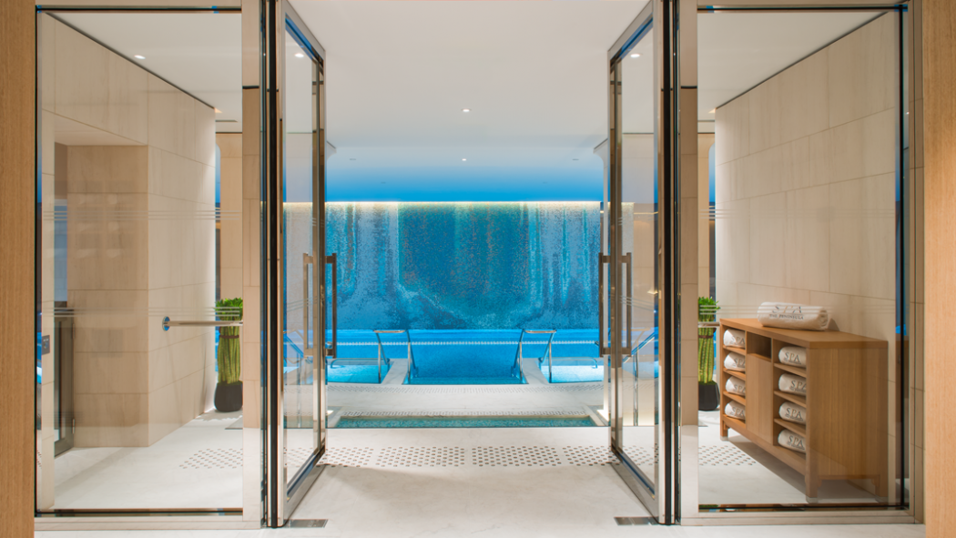A rejuvenation journey at Peninsula Paris Spa