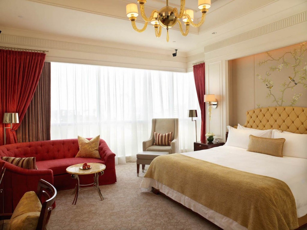 St Regis Singapore - Executive Deluxe Room