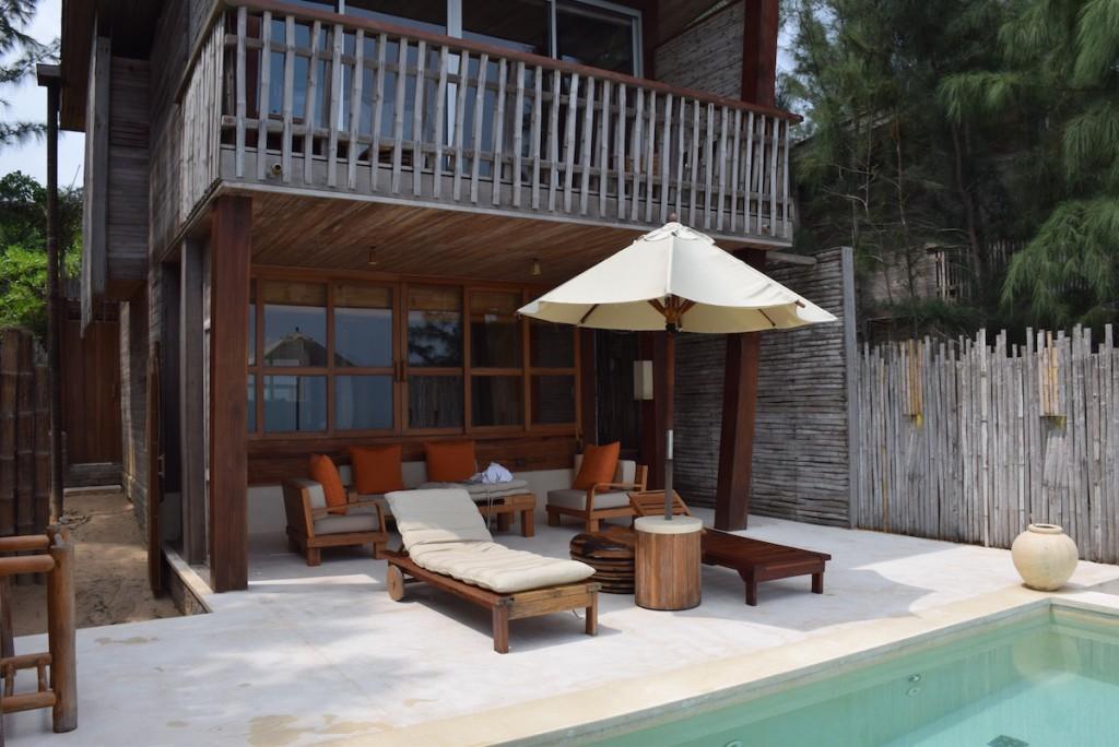 Six Senses Con Dao - Ocean View Duplex Pool Villa 2-storey villa