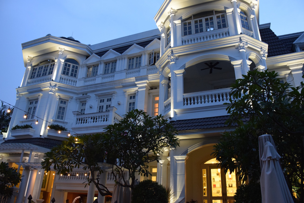 Villa Song Saigon, charming destination in Ho Chi Minh City