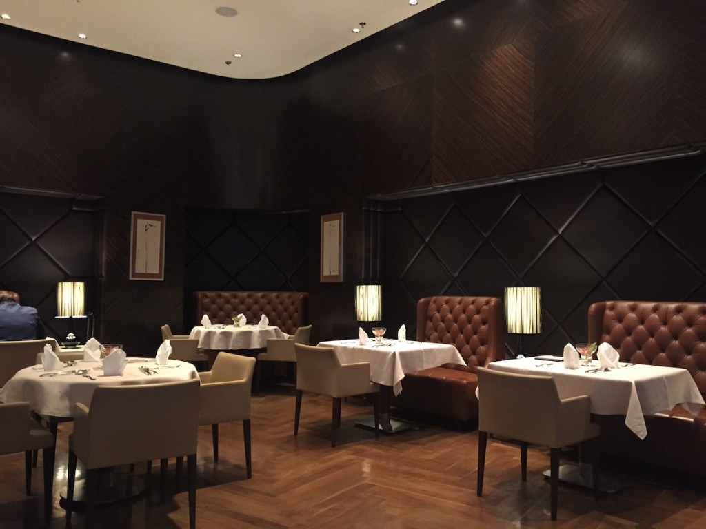 The Private Room - Fine-dining room