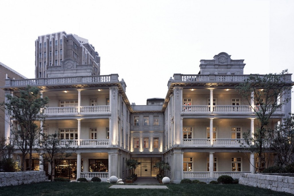 Vacheron Constantin Mansion Shanghai - Twin villas