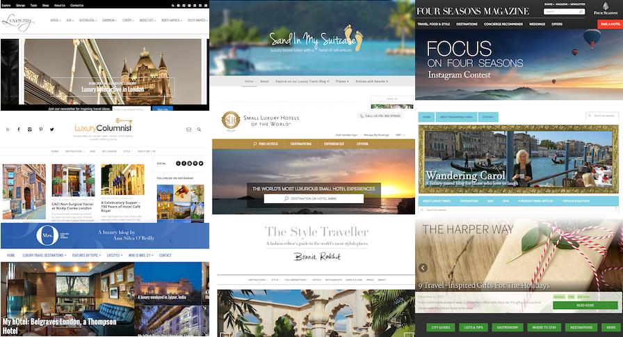 2015 Best Travel Blogs