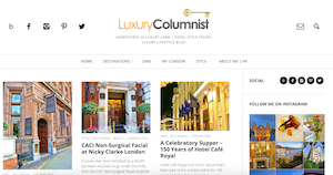 luxury-columnist