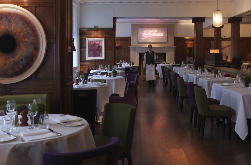 Hix Mayfair restaurant