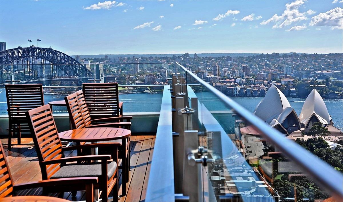 Lap of luxury at Intercontinental Sydney