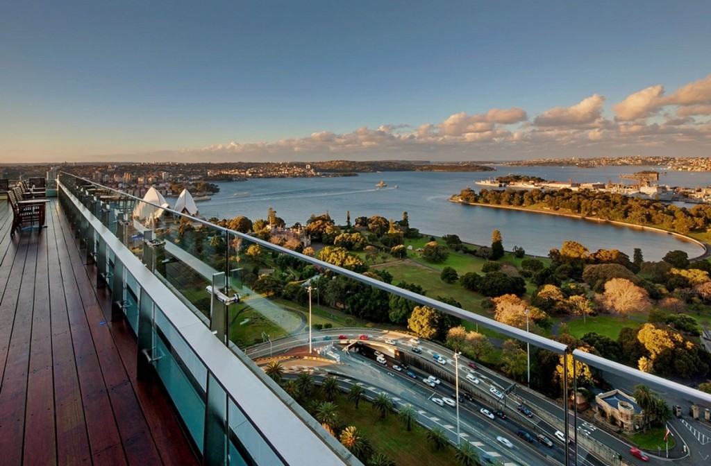 Intercontinental Sydney - Harbour View