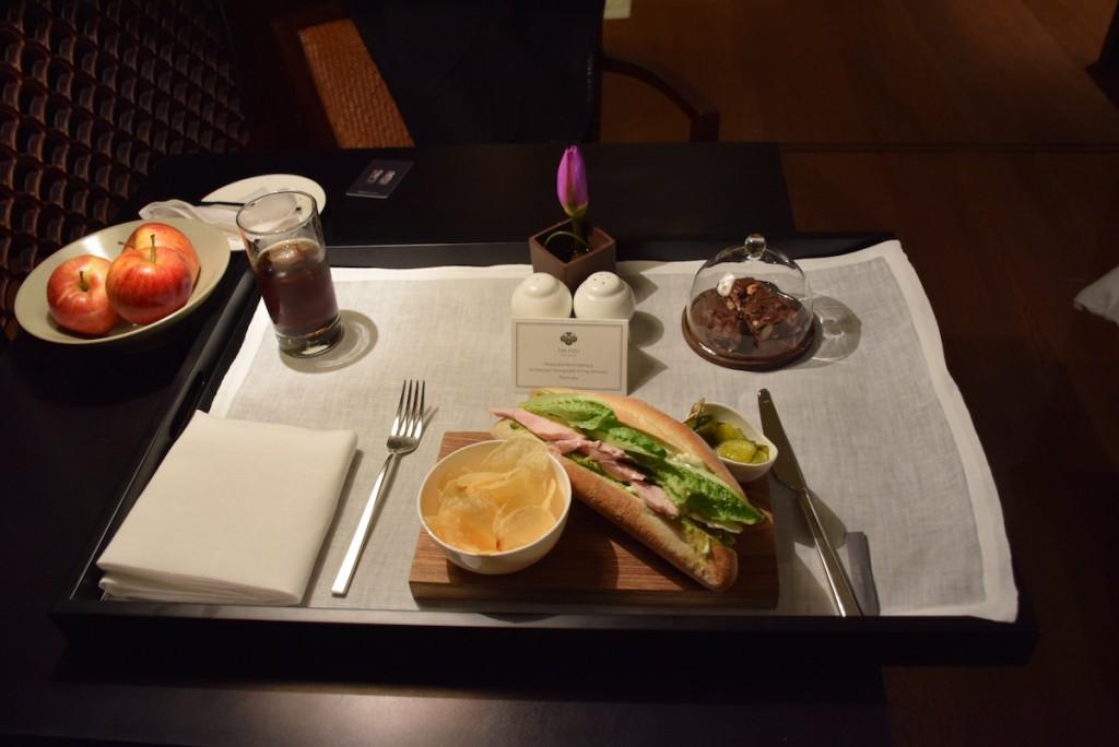 Room Service - Chicken sandwich