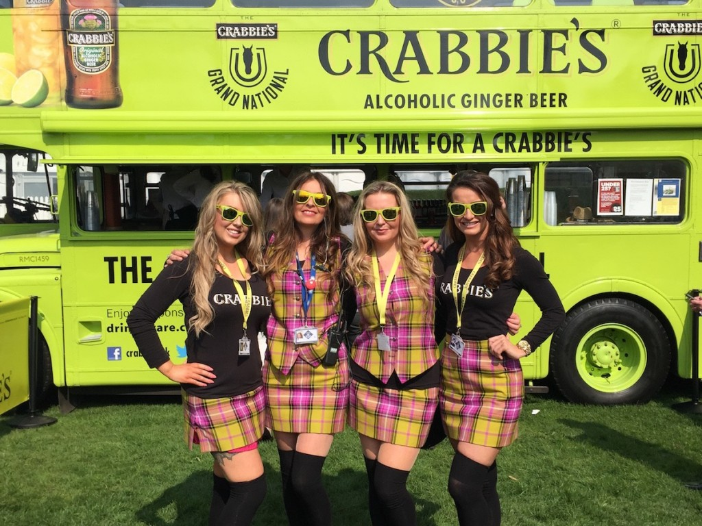 Crabbies Grand National - Ladies Day