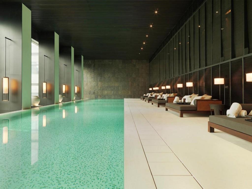 Anantara Spa Shanghai - Indoor pool