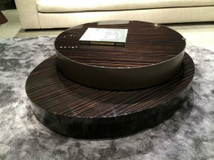 Luxury Italian furnitures - Minotti Coffee Table