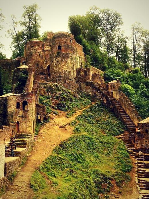 Cultural Hotspots - Iran ancient gilan
