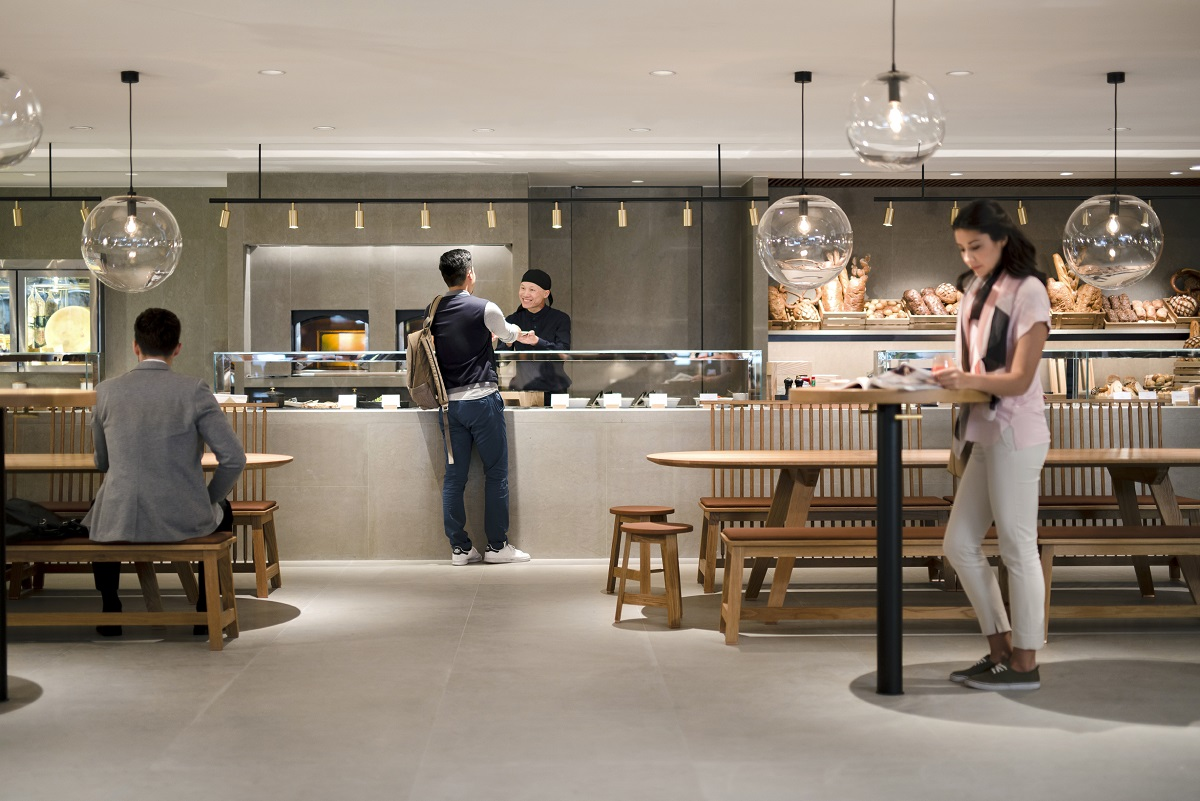 The Pier, the new Cathay Pacific flagship lounge