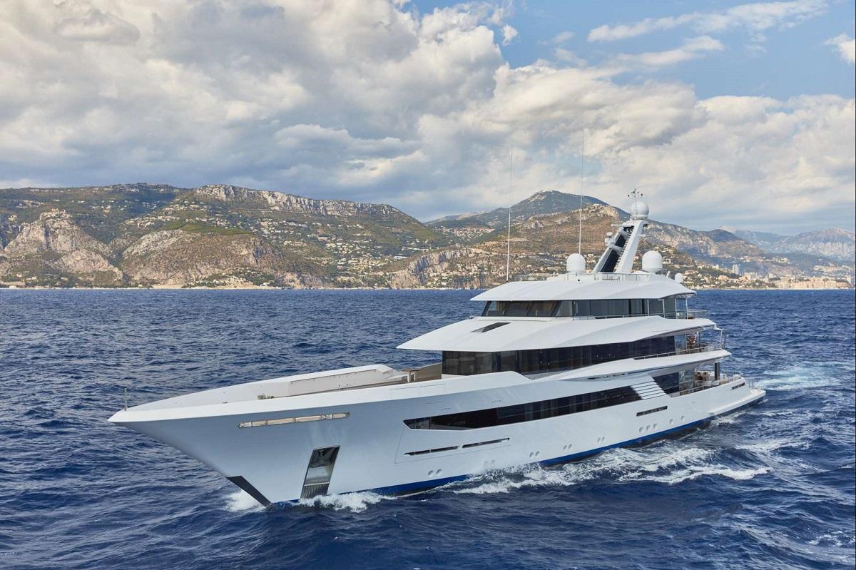 Joy yacht: Feadship newest Jewel
