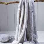 Cox and Cox homeware - Supersoft faux fur throw