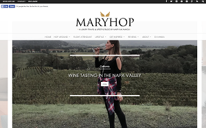 Maryhop - homepage