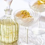 Sophie Conran homeware - Crystal Champagne coupe