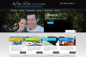 Suitcase Stories - homepage